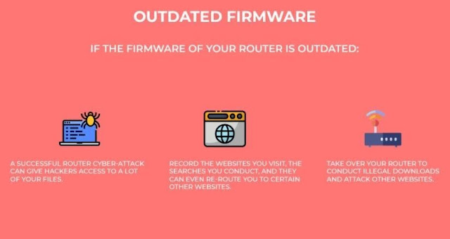 Firmware is outdated