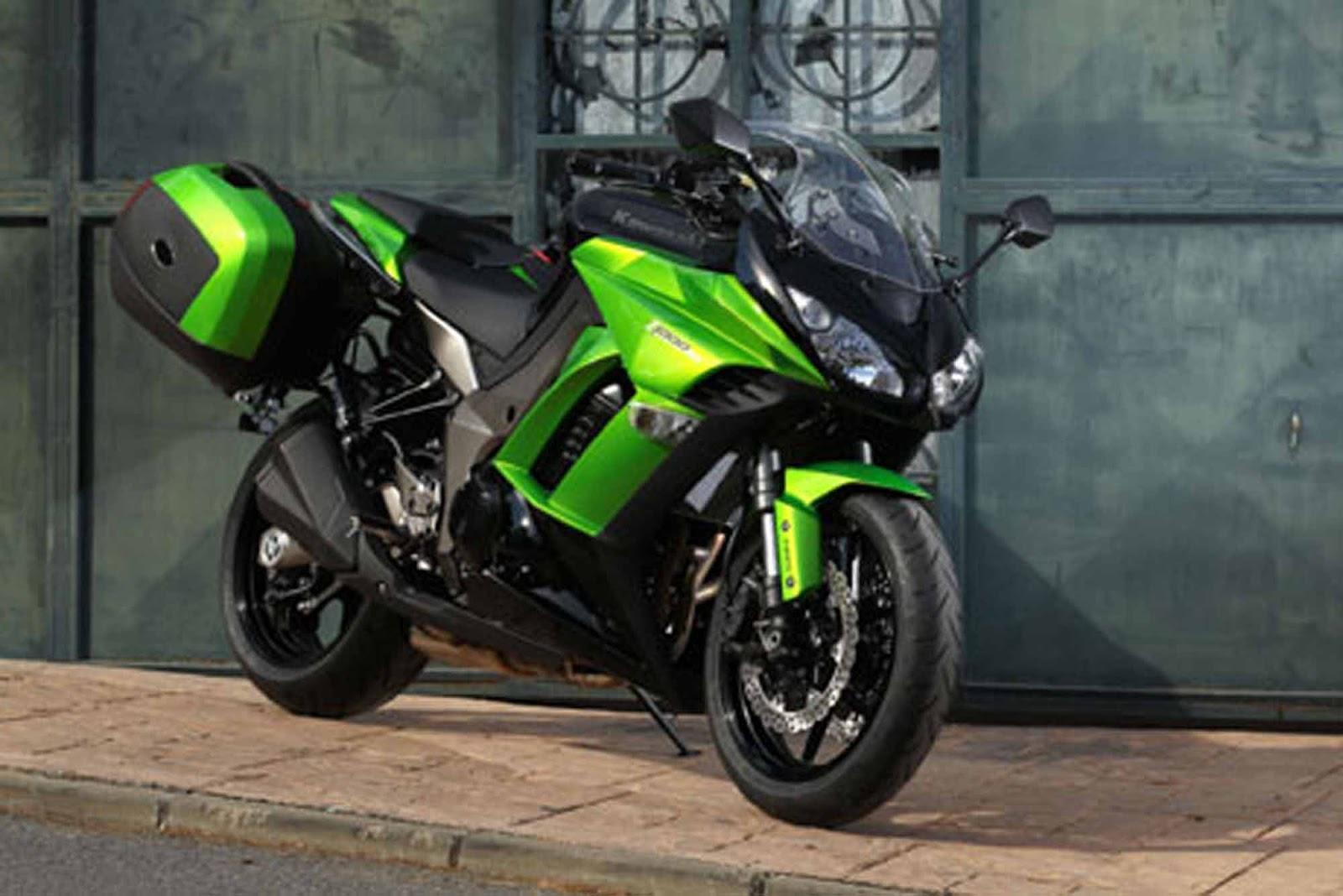 kawasaki motor bikes 2012 kawasaki z1000sx tourer. Black Bedroom Furniture Sets. Home Design Ideas