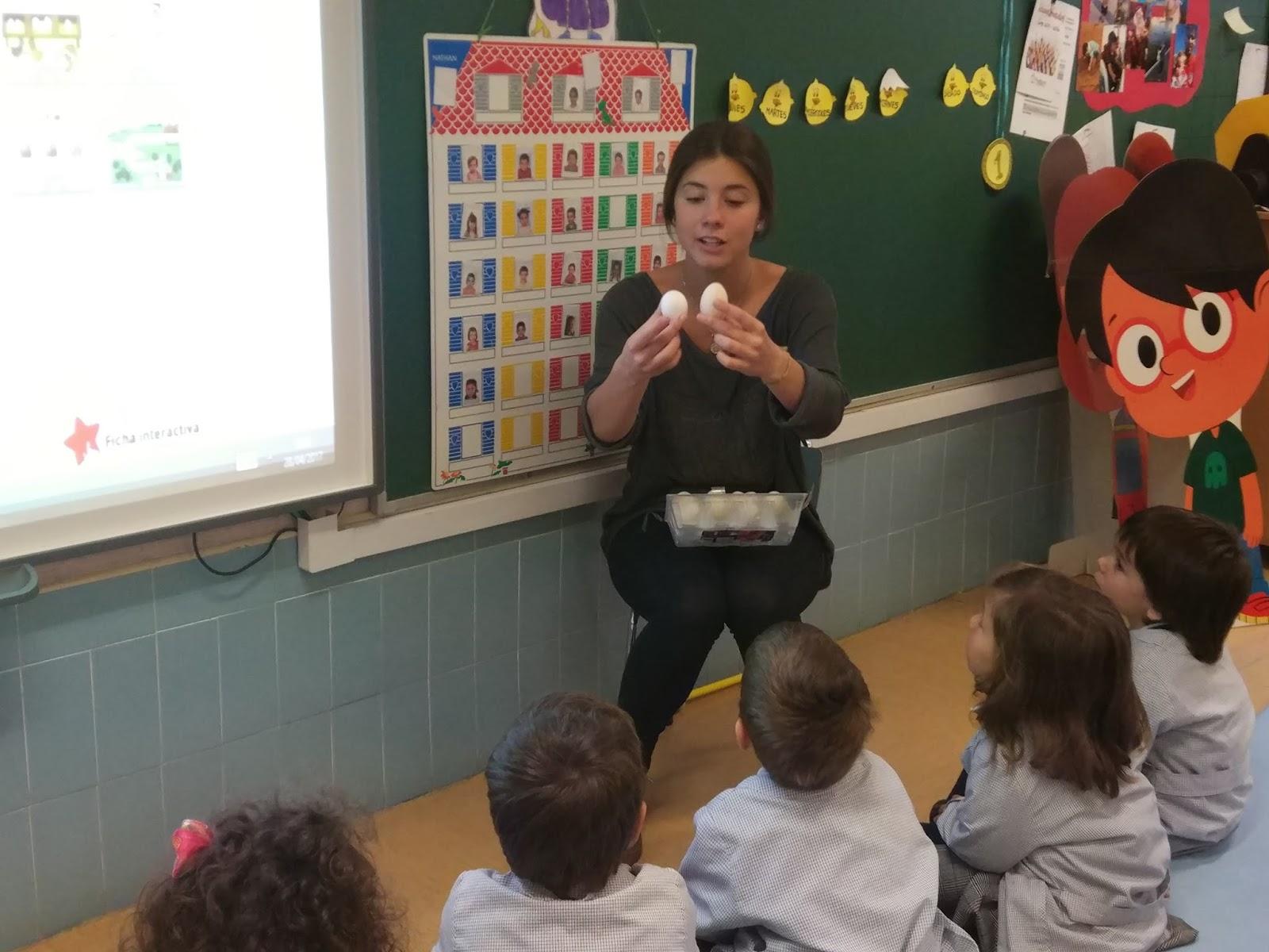 Agustinas Valladolid - 2017 - Infantil 3 - La Granja