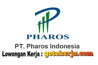 loker pt pharos