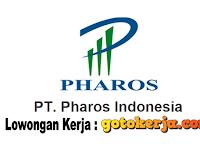 Lowongan Kerja Terbaru PT Pharos Indonesia (9 Posisi)