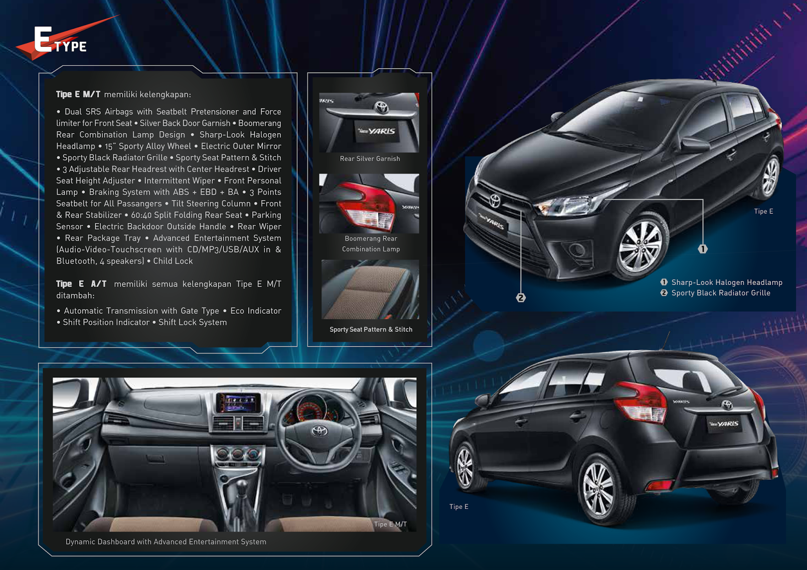 Beda All New Yaris G Dan Trd Harga Vellfire Interior Toyota Astra Indonesia