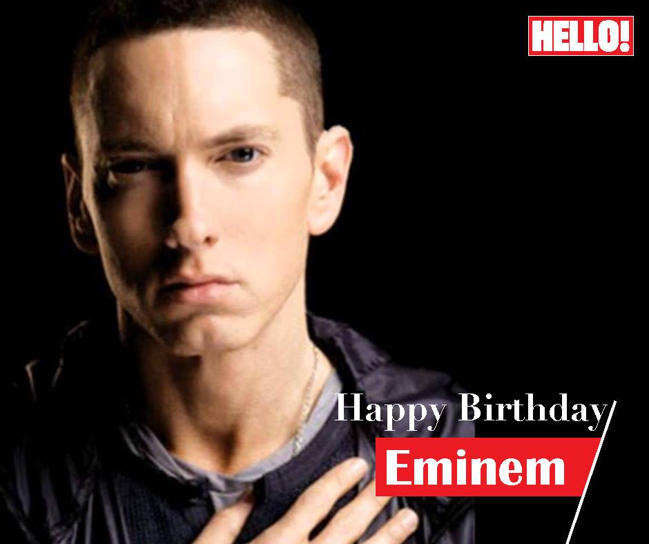 Eminem's Birthday Wishes for Instagram