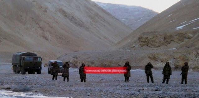 Mengapa Bentrok Tentara China-India Di Perbatasan Menggunakan Selalu Menggunakan Batu?