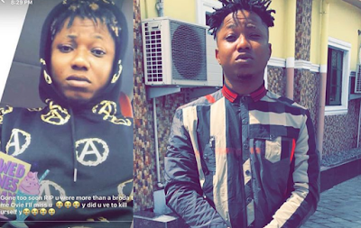 Horrific Photos: Young Man Stabs Himself To Death In Delta State