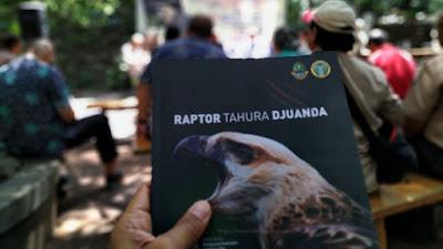 Buku Raptor Tahura Djuanda