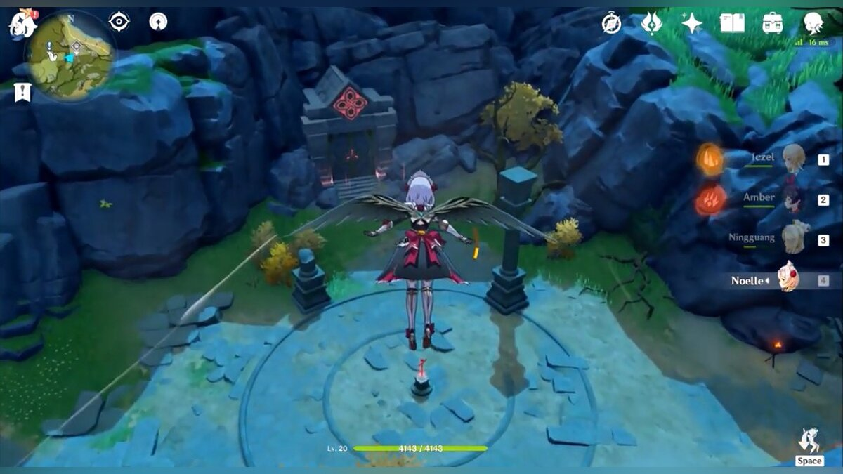 How to open the Dungeon of Will in Liangshan Labyrinth