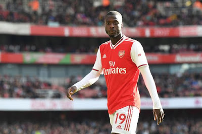 EPL: Arsene Wenger Fires Warning To Nicolas Pepe After His Slow Start At Arsenal