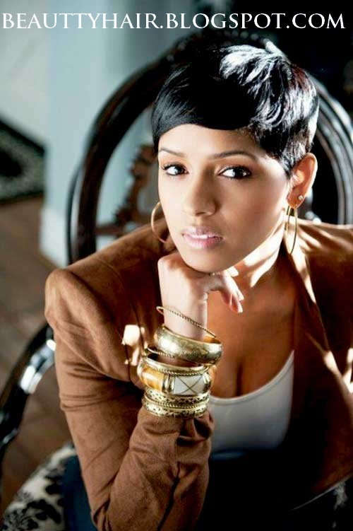 Latest Short Nail Designs 2015: Short Cut Hairstyles For Black Women 2013