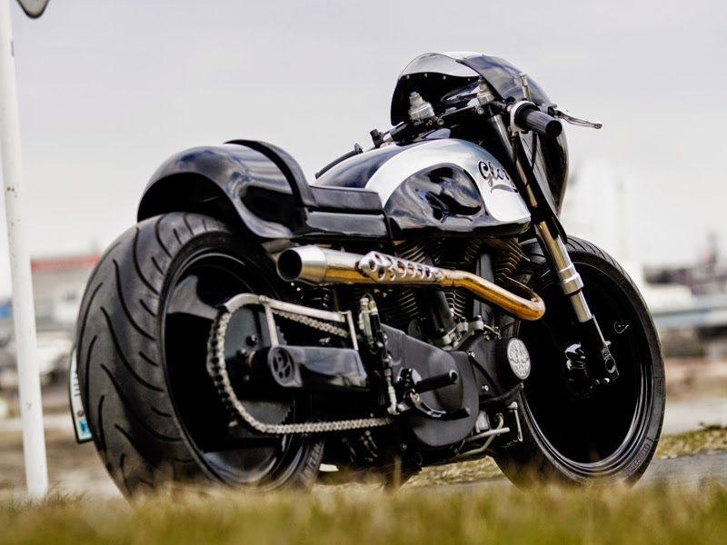 Buell XB9S Cafe Racer