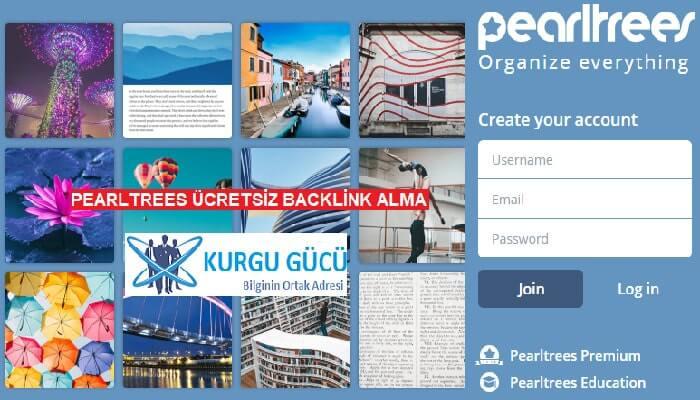 Pearltrees.com'dan Ücretsiz Backlink Alma Yöntemleri - Kurgu Gücü
