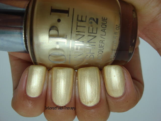 OPI - Infinite Shine - Enter The Golden Era