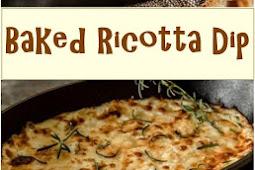 Baked Ricotta Dip