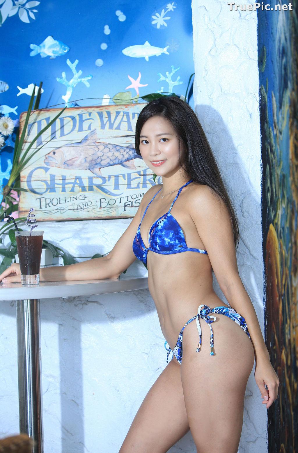 Image Taiwanese Model - Shelly - Beautiful Bodybuilding Bikini Girl - TruePic.net - Picture-50