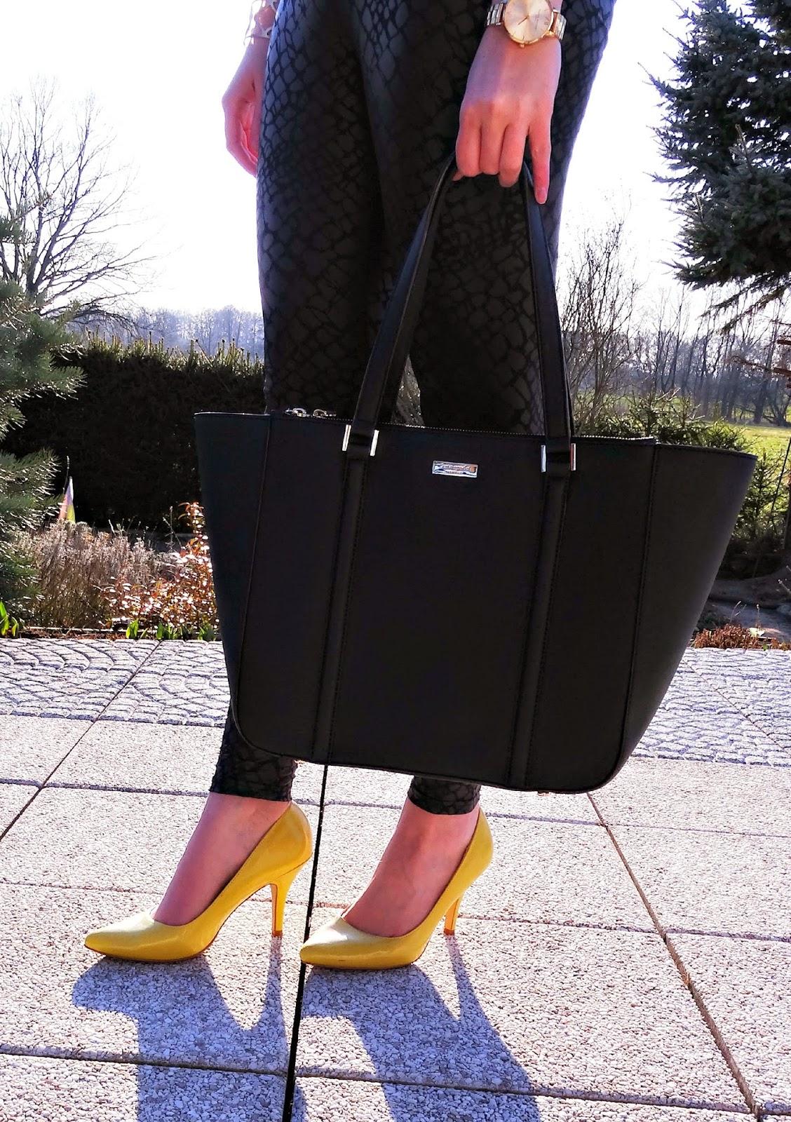 Kate Spade bucket handbag