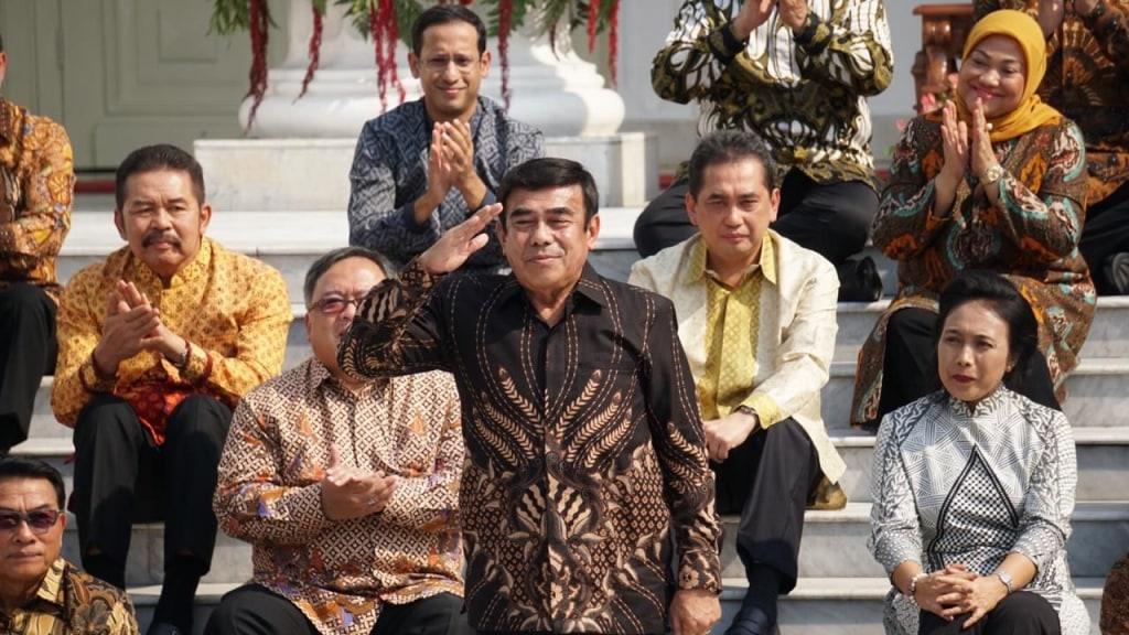Fachrul Razi Akui Bukan Menteri Agama Islam