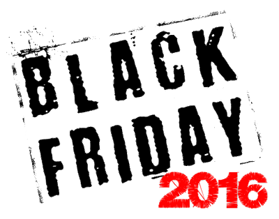 sconti black friday 2016