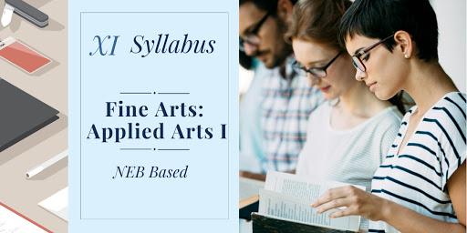 Fine Arts: Applied Arts I Syllabus