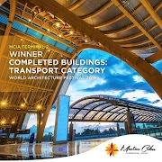 Congratulations: MCIA Terminal 2 won Completed Buildings: Transport category