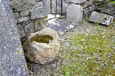 Kilcorban Bullaun Stone, Galway