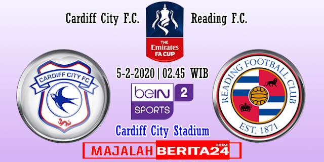Prediksi Cardiff City vs Reading — 5 Feberuari 2020