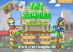 Jugar TNT Zombies Level Pack