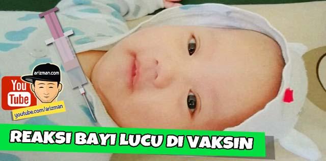 Video Anak Kecil Di Vaksin