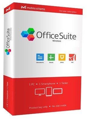 OfficeSuite Premium 4.30.31683.0 poster box cover