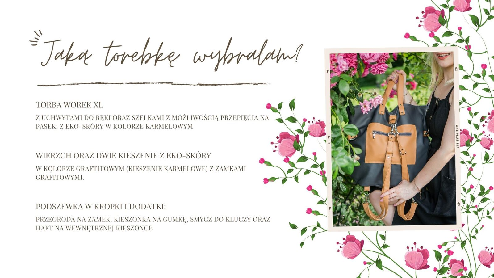 6 Jak zaprojektować własną torebkę. Szycie torebek według swojego projektu. Prezent marzeń - pomysł na niebanalny prezent dla blogerki, dziewczyny, mamy, siostry, koleżanki, przyjaciółki. Torebki polska marka MANA MANA jakośc opinie, gdzie kupić, ile kosztuje