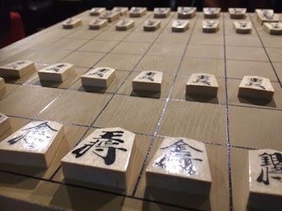 写真 「将棋の駒と将棋盤」