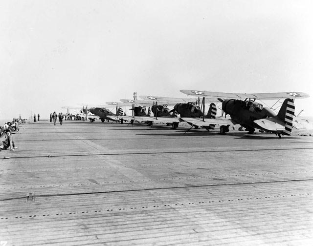 USS Long Island, 10 May 1942 worldwartwo.filminspector.com