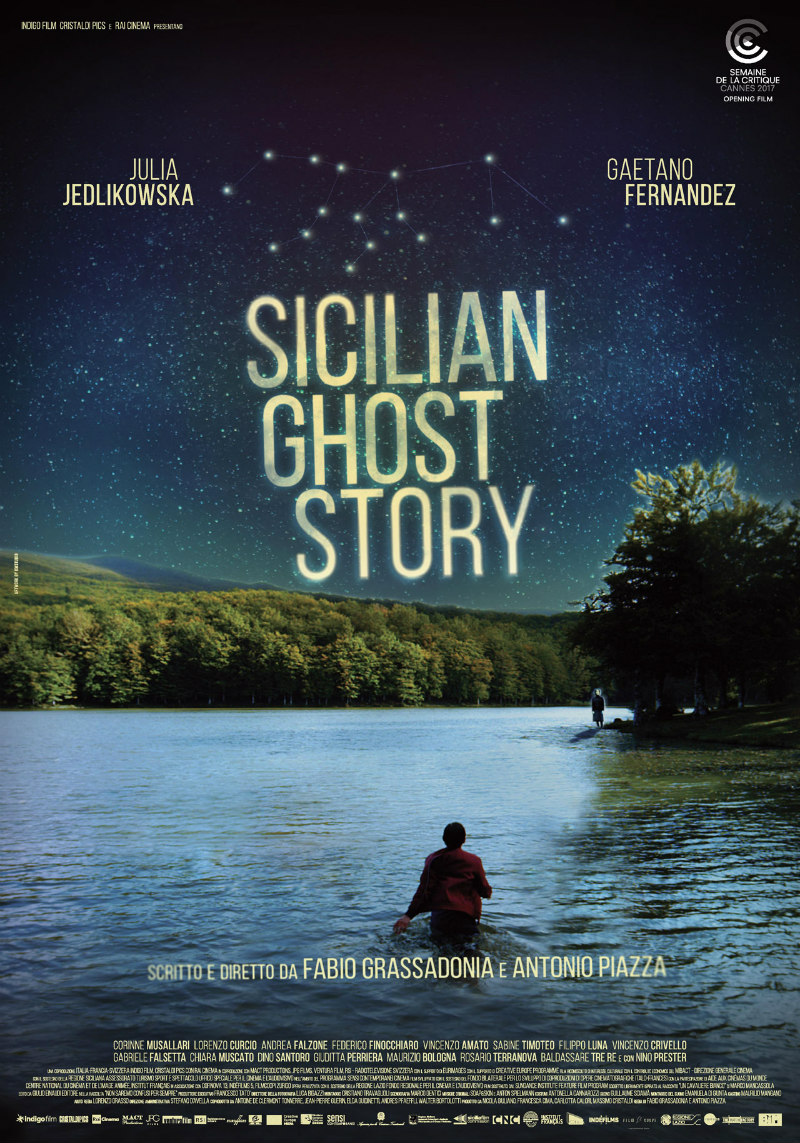 Sicilian Ghost Story LFF film review: melancholy meets horror
