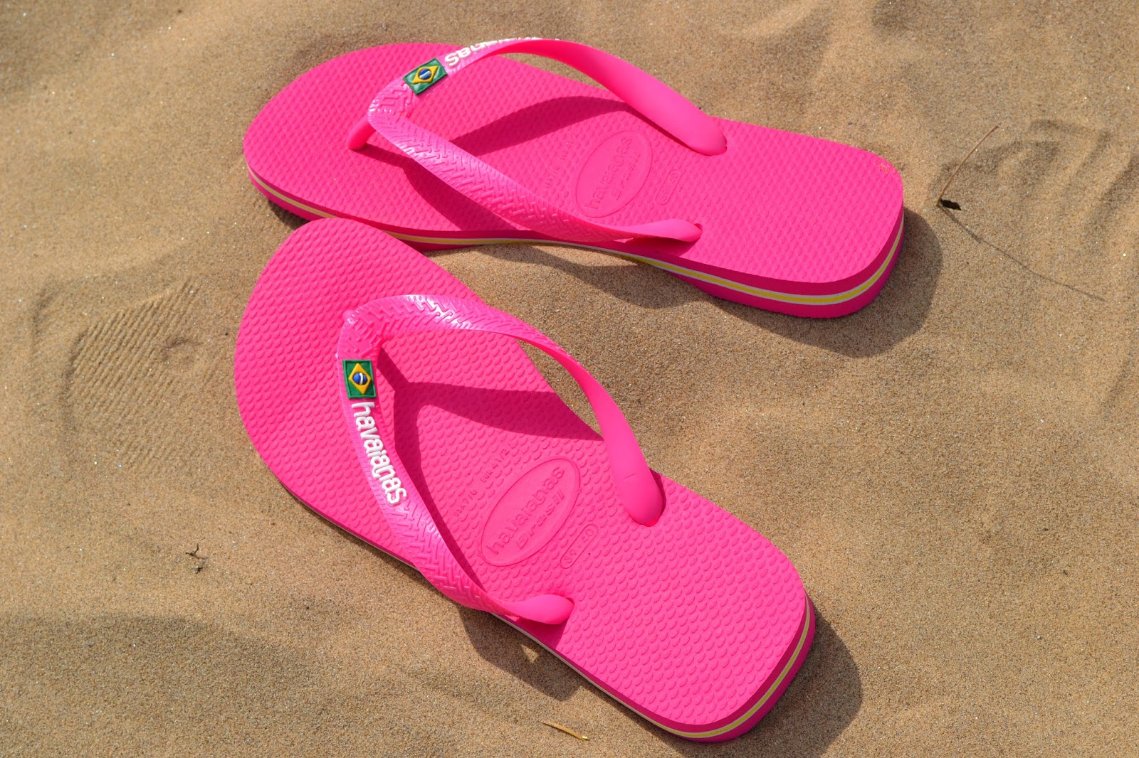 Havaianas at Flip Flop Shop - Rachel Nicole UK Blogger