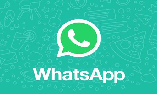 Informações sobre remetente de mensagem no WhatsApp