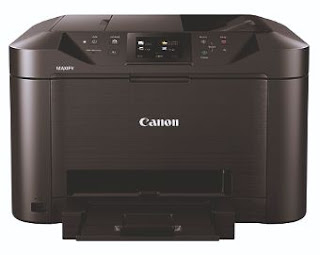 Canon MAXIFY MB5120 Driver Software & Setup Downloads