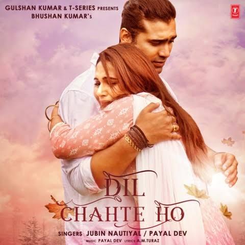 Dil Chahte Ho Love song lyrics, Sung by Jubin Nautiyal.