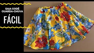 12 ideias com vídeos e passo a passo de como reaproveitar tecido de sombrinha