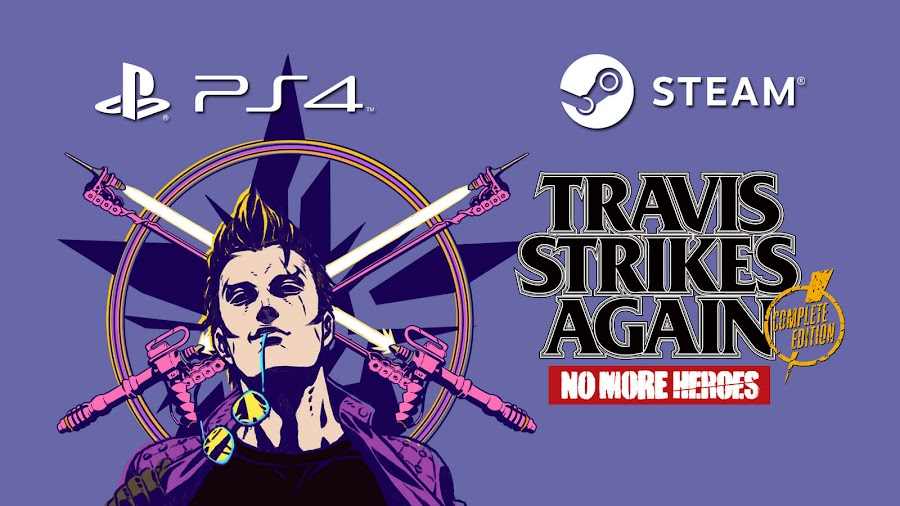 travis strikes again no more heroes pc steam ps4 release date october 17