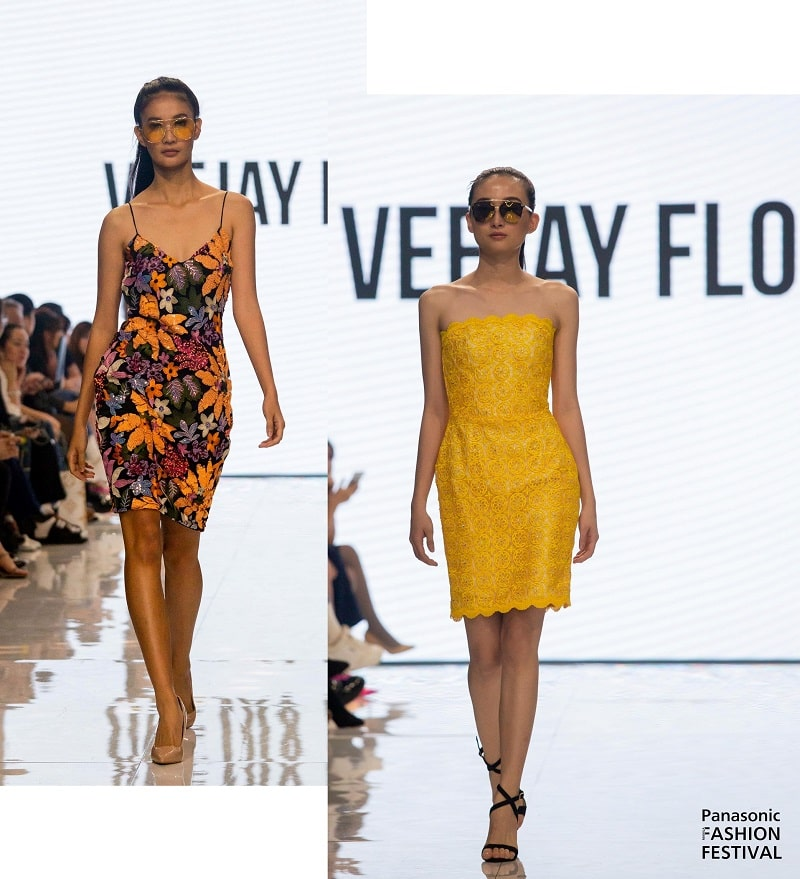 Veejay Floresca Spring Summer 2020