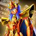 Revista japonesa divulga primeiras imagens oficiais do Poseidon, de Cavaleiros do Zodíaco, da Cloth Myth Ex!