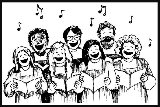 You should also know that your main responsibility as a chorister is to communicate to an audience or congregation through singing a well-defined music, and then any other positive feature can follow.