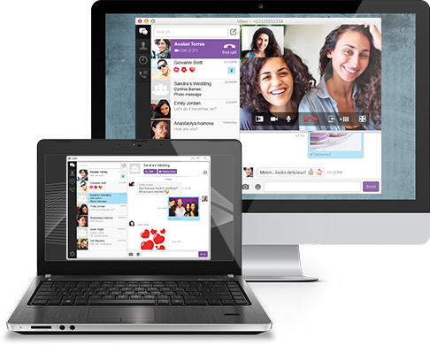 Download And Use Viber On Your Desktop Computer or Laptop - B  E