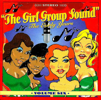 Girl Group Sound (Darlings of the 60's) Vol 6