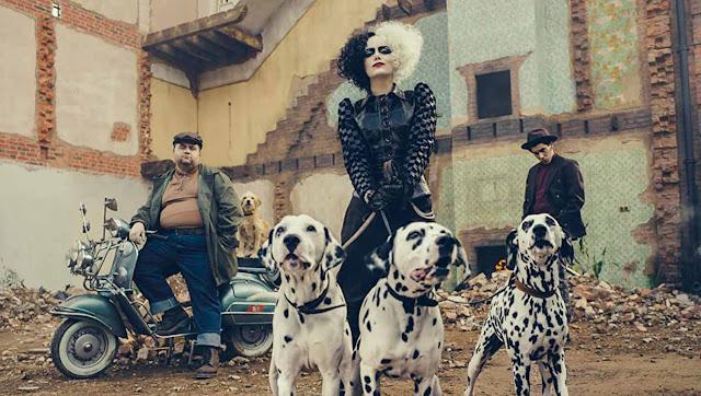 Cruella 2021 Emma Stone