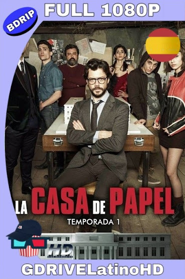 La Casa De Papel Temporada 1 BDRIP 1080P MKV