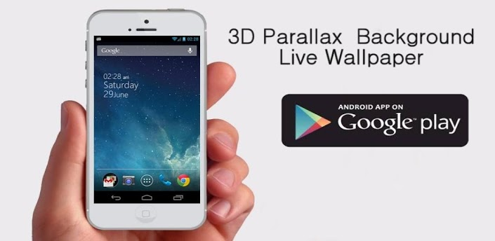 3D Parallax Background 1.4 APK ~ Android Games & Apps APK Free Download