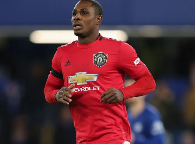 Europa League: Ighalo makes first Man Utd start against Club Brugge