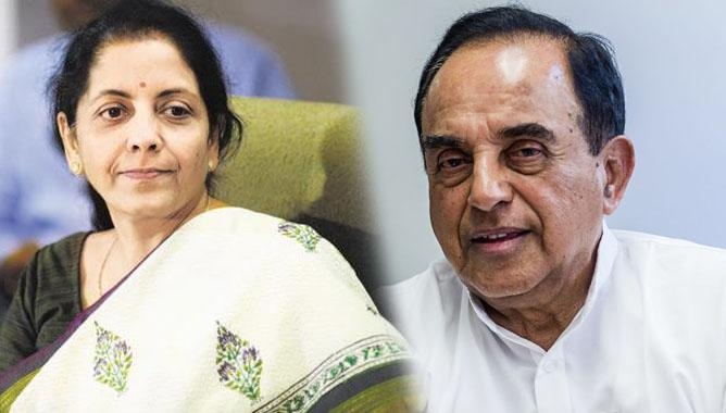 Subramanian Swamy says the rupee may change with Lakshmi Devi's image BJP leader seeks refuge in faith,www.thekeralatimes.com