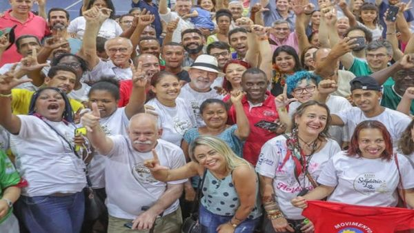 Lula llama a la construcción de un mundo más justo