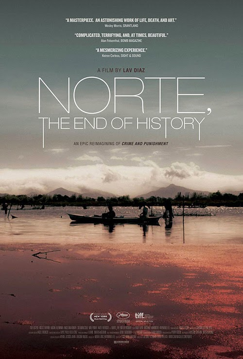 Norte is the Philippines' entry to Oscars 2015